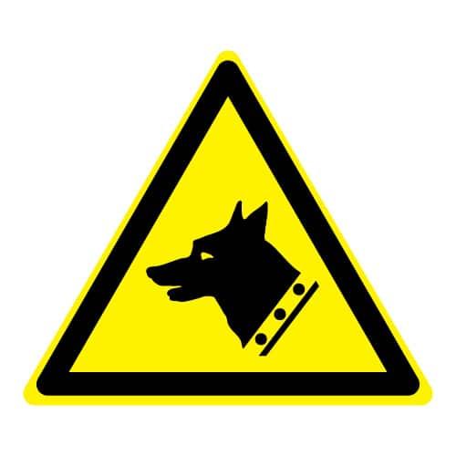 Waarschuwing waakhond