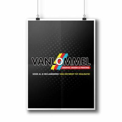 XL Posters en baanaffiche's