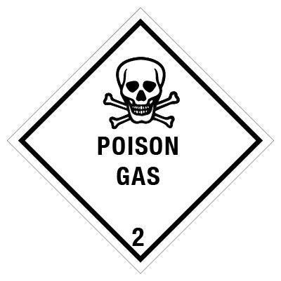 IMO poison gas