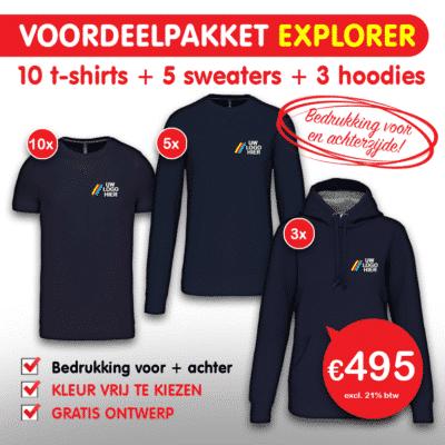 kledingpakket-explorer